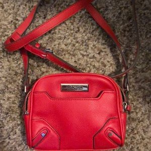 Kenneth Cole mini red purse